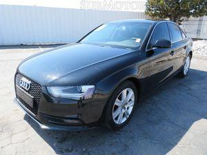 2013 Audi A4 for Sale in Gardena, CA