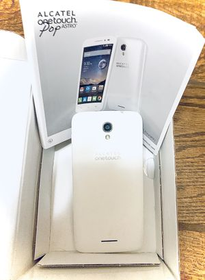 Smartphone Alcatel One Touch Astro Pop **BRAND NEW** for Sale in Scottsdale, AZ