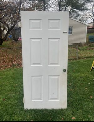 Standard size fireproof door for Sale in Woodbridge, VA