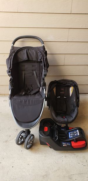 Britax Agile travel system ! for Sale in Plano, TX