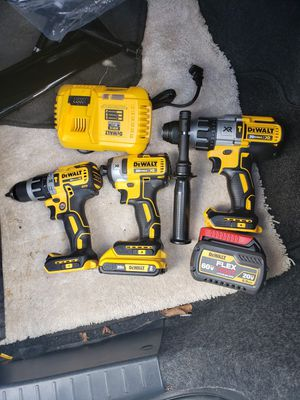 dewalt xr brushless for Sale in Chillum, MD