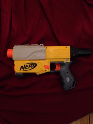 RECON CS-6 NERF GUN for Sale in Pasadena, CA