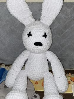 Bad Bunny Amigurumi for Sale in Houston,  TX
