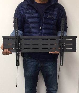 """New LCD LED Plasma Flat Tilt TV Wall Mount stand 37 40"""" 42 46"""" 47 50"""" 52 55"""" 60 65"""" 70 inch tv television bracket 88lbs capacity for Sale in La Mirada, CA"""