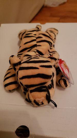 Stripes ( tiger beanie baby) for Sale in East Wenatchee, WA