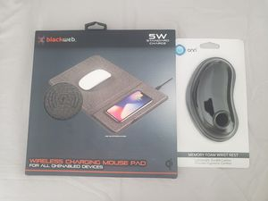 Wireless Charger & Mouse Pad for Sale in Laurel, MD