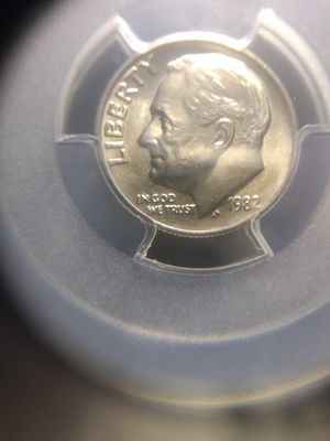 Major mint error dime for Sale in Brooklyn Park, MD