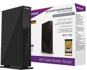 Netgear C6300 DOCSIS 3.0 WiFi Cable Modem Router Combo for Sale in San Diego, CA