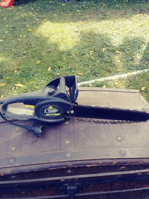 """Mcculloch 14"""" electric chainsaw for Sale in Columbus, OH"""