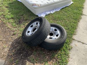 Toyota Tacoma rims all 4 for Sale in Hialeah, FL