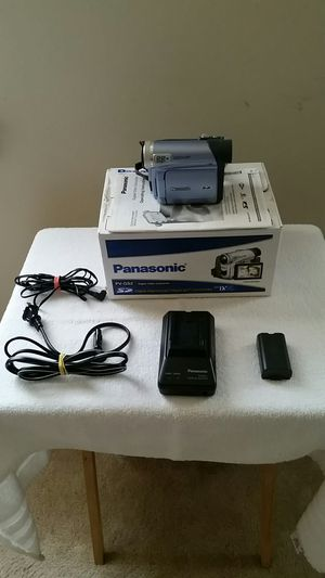 Panasonic digital camcorder PV-GS2 for Sale in Severn, MD