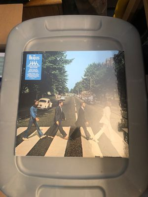 Beetles Abbey Road Anniversary Deluxe [3 LP Edition] for Sale in Miami Beach, FL