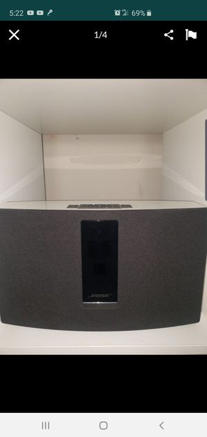 Touchtone 20 with temote 200 for Sale in South Elgin, IL
