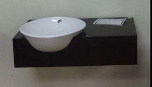 Modern Wall Mount Bathroom Vanity/Cabinet 3 Pcs Set for Sale in Miami, FL