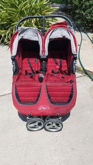 City mini double stroller for Sale in Spring, TX