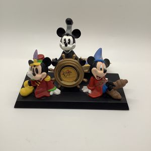 Disney 75 Years Of Love And Laughter Clock for Sale in Miami, FL