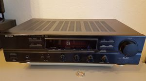 Denon DRA-365R audio/video Receiver with Marantz Speakers. Great condition! for Sale in Garland, TX