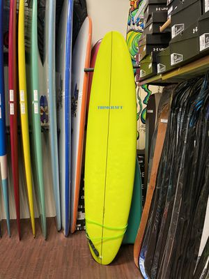 """Trimcraft Surfboard 6'11"""" 2+1 w/Futures Boxes Custom Built longboard for Sale in San Clemente, CA"""