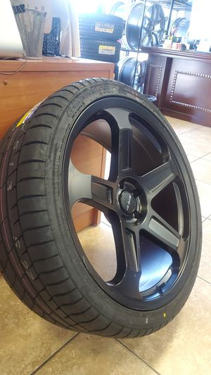 """22"""" DODGE CHARGER WHEELS RIMS AND TIRES-WE FINANCE 💥💥 for Sale in Mesa, AZ"""