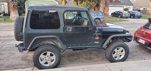 1997 Jeep Wrangler Sahara for Sale in Colton, CA
