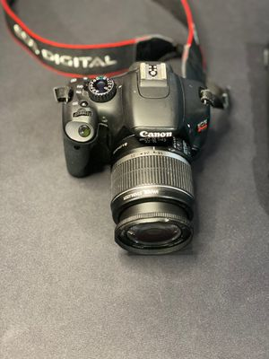 Canon Rebel T2i+18mm-55mm Lense for Sale in Cresskill, NJ