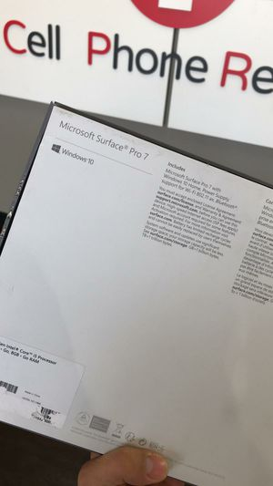 microsoft surface pro 7 50$ down for Sale in Houston, TX