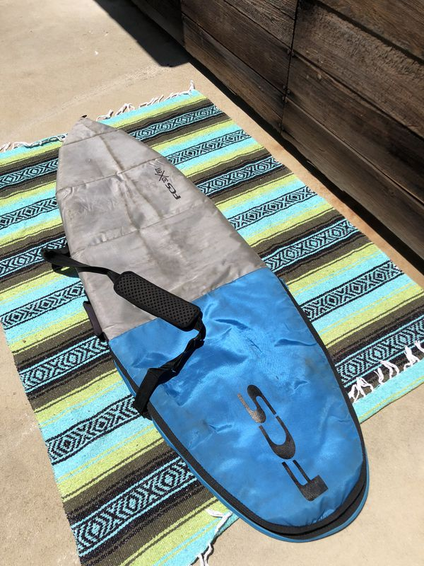 Surfboard bag 6 ft FCS