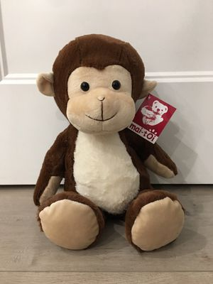 "Brand New Monkey Plush Stuffed Animal 10"" for Sale in Los Angeles, CA"