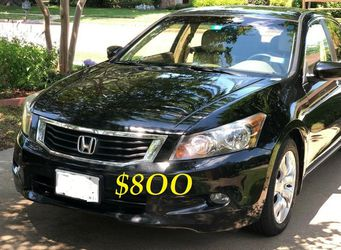 ✅✔️$8OO Urgently Selling By Owner 💚 2OO9 Honda Accord EX-L Everything is working great! Runs great and fun to drive!🟢🟢 for Sale in Portland,  OR