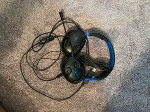 Turtle Beach PS4 Gaming Headset for Sale in Croydon, PA
