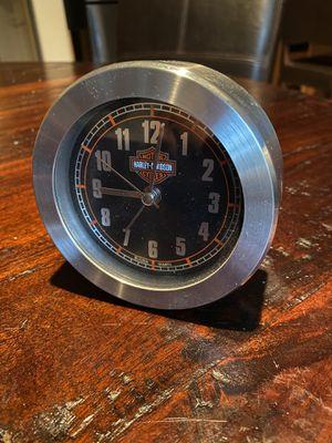 Harley Davidson desktop alarm clock for Sale in Murrieta, CA