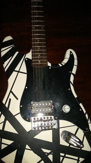 Custom 2 Pick Ups EVH Guitar for Sale in Paramount, CA