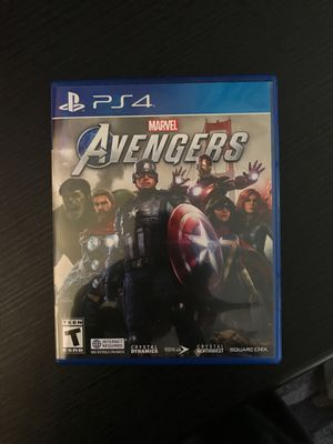Marvel Avengers for Sale in Queens, NY