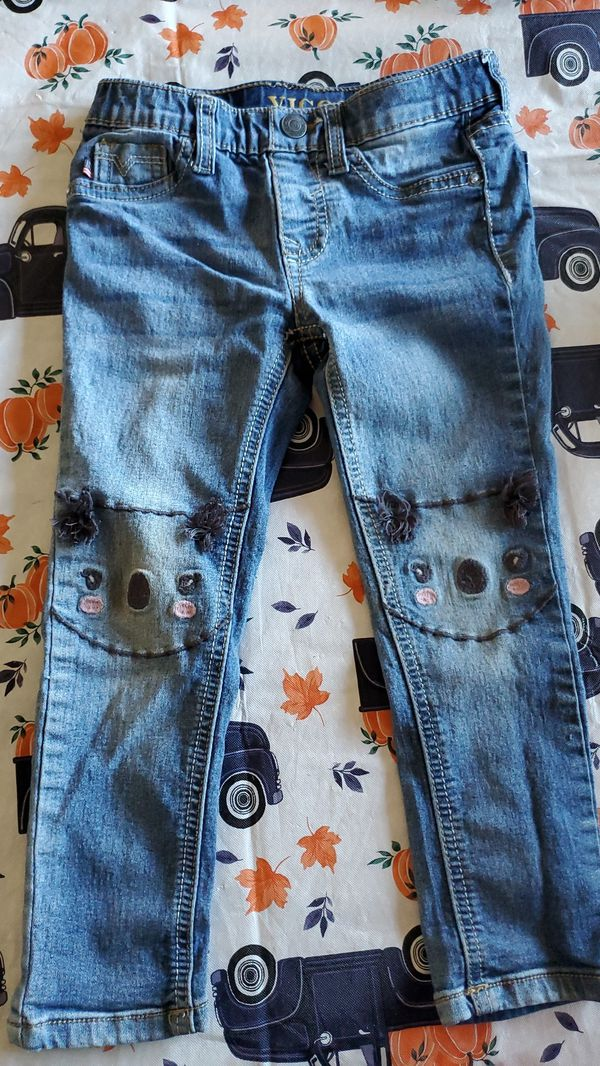 Size 4 toddler jeans