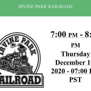 Irvine Christmas Train Tickets! 12/10 7pm for Sale in Brea, CA
