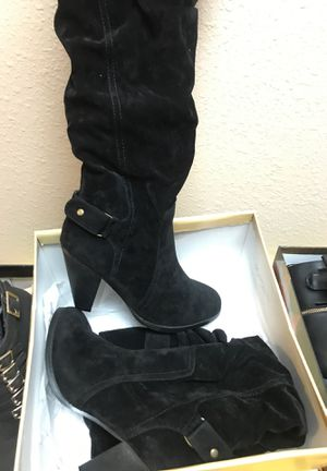 To the knee high boots for Sale in Las Vegas, NV