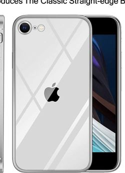 New iPhone SE 2020 7 or 8 Flat Side Case TPU for Sale in Orlando,  FL