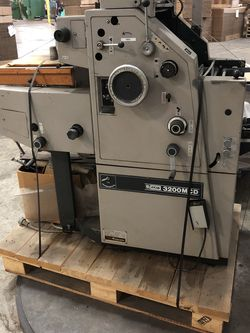 Manual Printing Press for Sale in Marysville,  OH