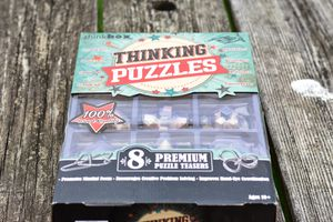 Wooden Puzzles 8 Games for Sale in Ellicott City, MD
