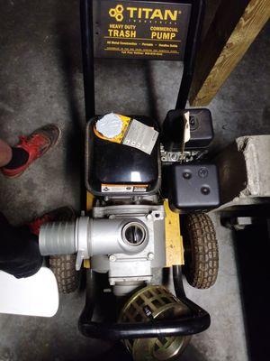 Titan trash pump for Sale in Pinellas Park, FL