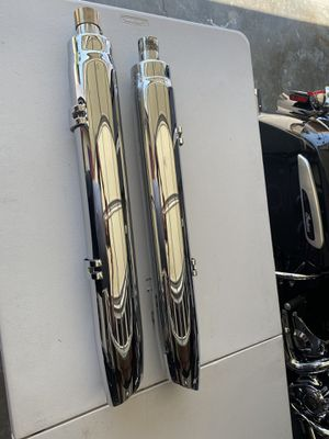 2019 Indian Chieftain Limited Exhaust System for Sale in Huntington Beach, CA