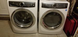2018 Electrolux Extra large capacity Front load Washer and Dryer for Sale in Suffolk, VA