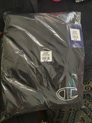 Men's champion sweatpants. New with tags. Black size XXL for Sale in Los Alamitos, CA