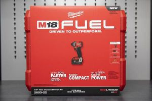 Miwaukee fuel 18volt impact kit new for Sale in Middlesex, NC