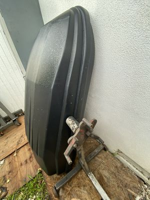 Roof mount cargo for Sale in Whittier, CA