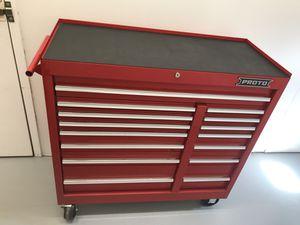 "Proto 15 Drawer 41"" Toolbox for Sale in Ashburn, VA"