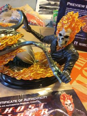 Ghost rider bust for Sale in Chicago, IL