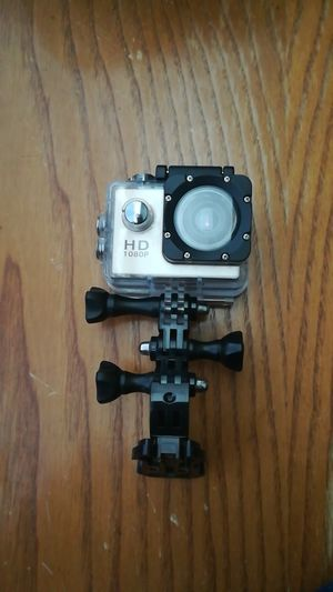 Camcorder w/ GoPro mount for Sale in Saginaw, TX