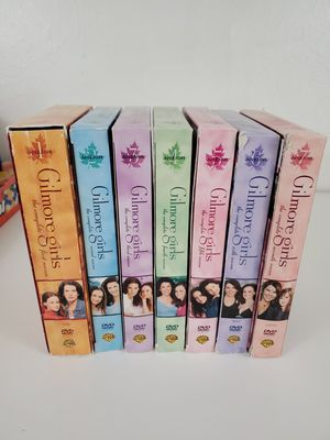 Gilmore Girls: The Complete Series Seasons 1-7 (7 DVD BOX-SETS) for Sale in Manteca, CA