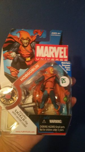 Marvel universe 3.75 collection mint for Sale in Bridgeport, CT